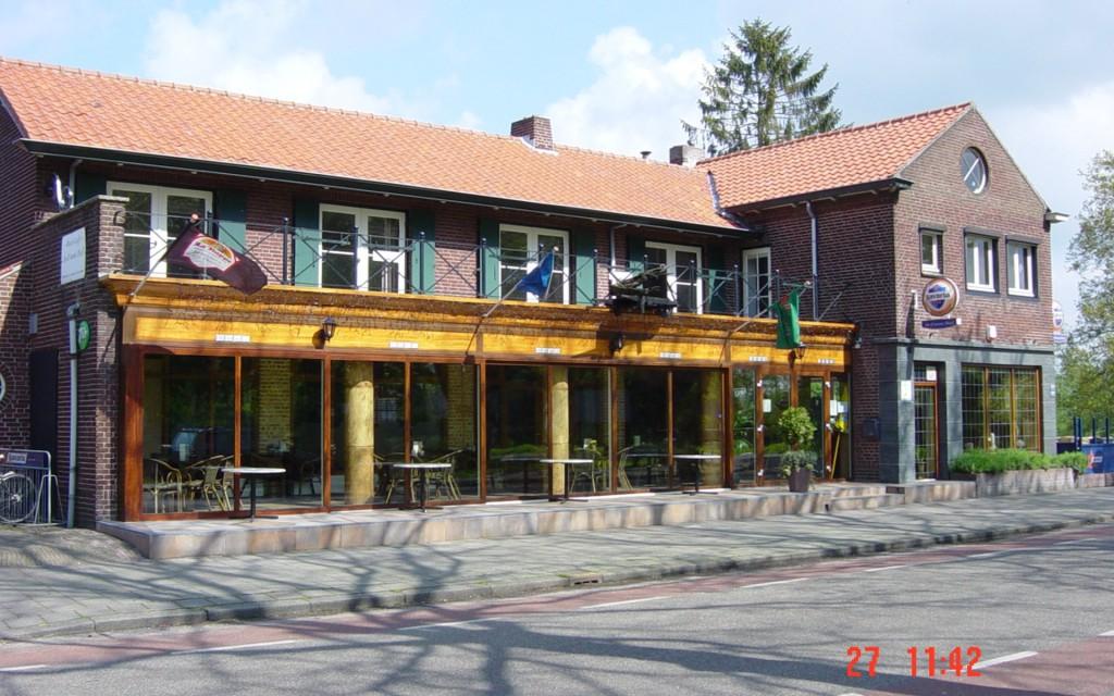 Serre Restaurant De Oude Peel Helenaveen