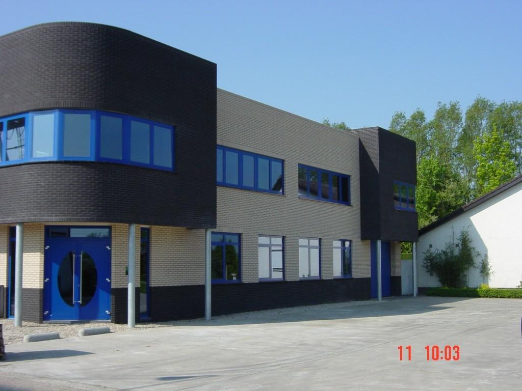 Kantoorgebouw firma Joppen Beringe