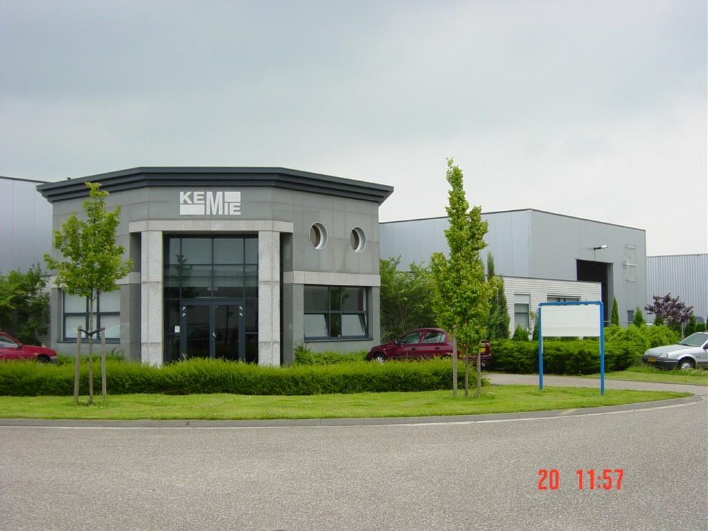 Kantoorgebouw Kemie Asten