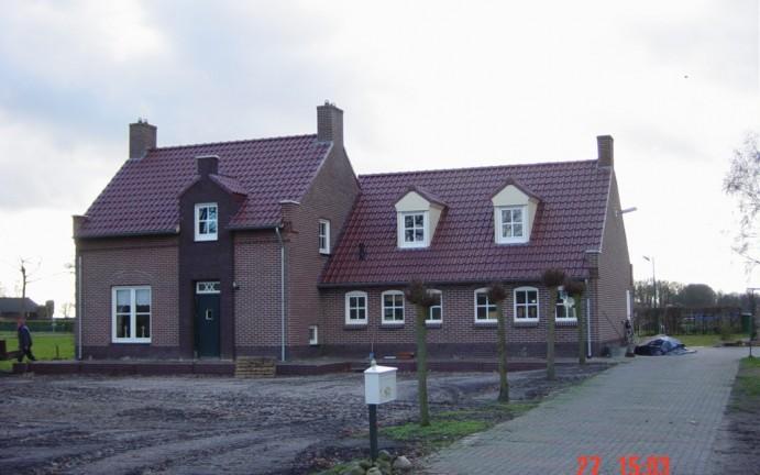 Gerenoveerde woning Neerkant