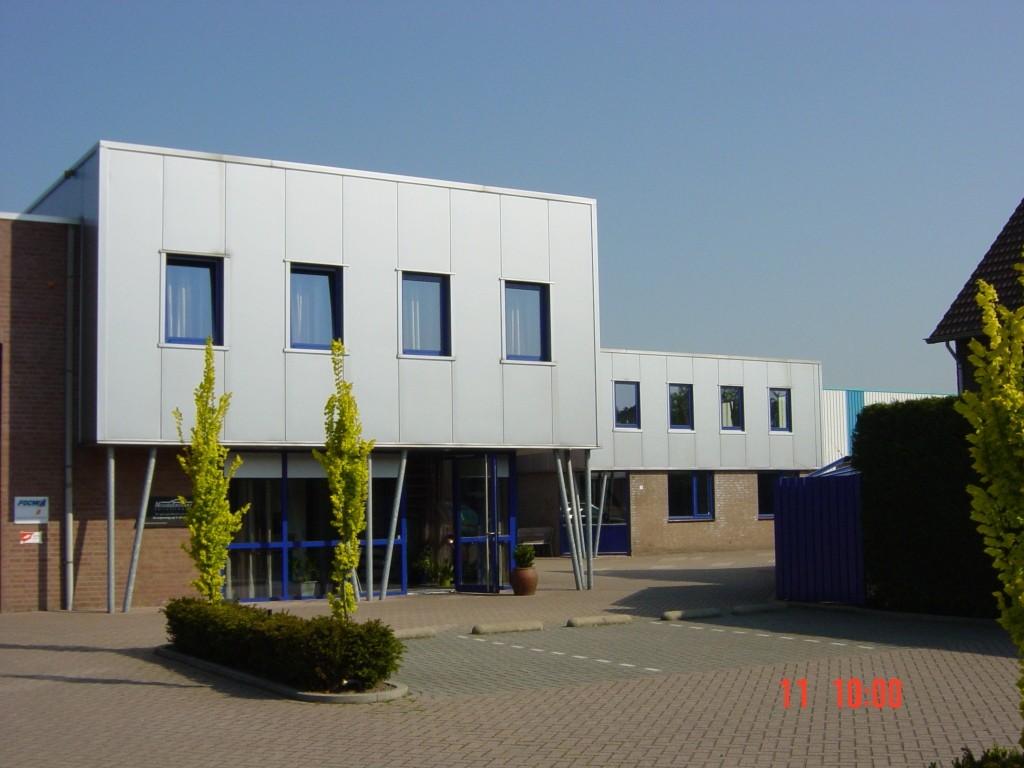 Kantoorgebouw Noordervaart Beringe