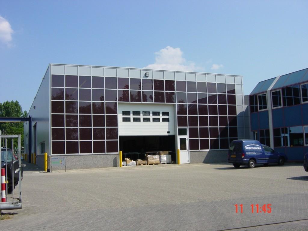 Fabriekshal Oskomera Deurne