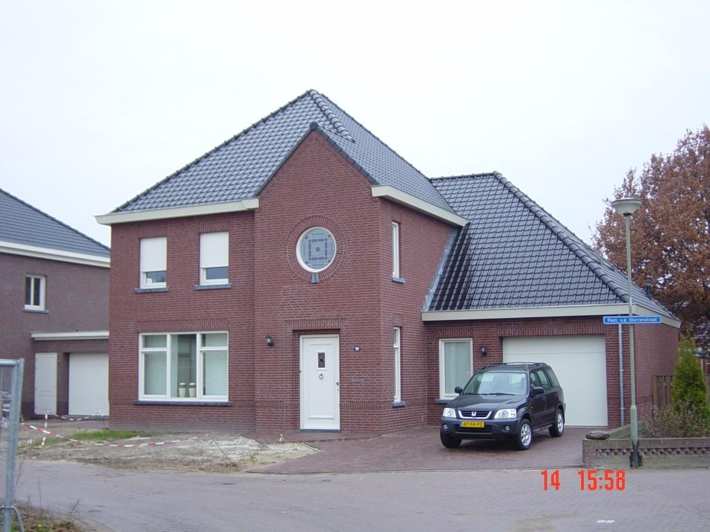 Modern herenhuis Grashoek