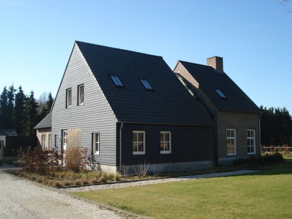 Moderne boerderij Liessel