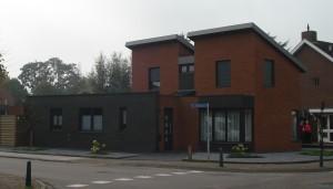 Foto gerealiseerd huis